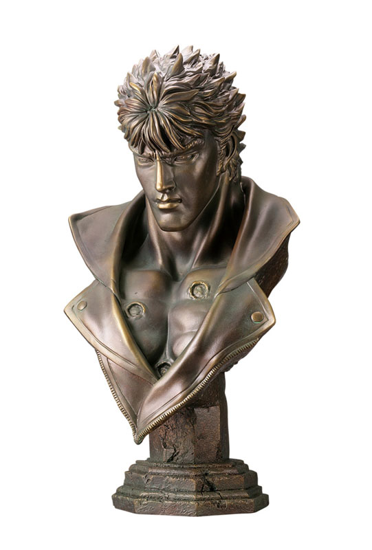 hokuto-no-ken-kenshiro-bust-bronze-style-ver-kaiyodo-itakon-it-001