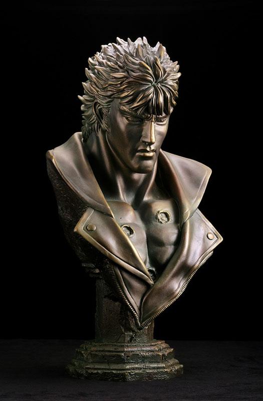 hokuto-no-ken-kenshiro-bust-bronze-style-ver-kaiyodo-itakon-it-012