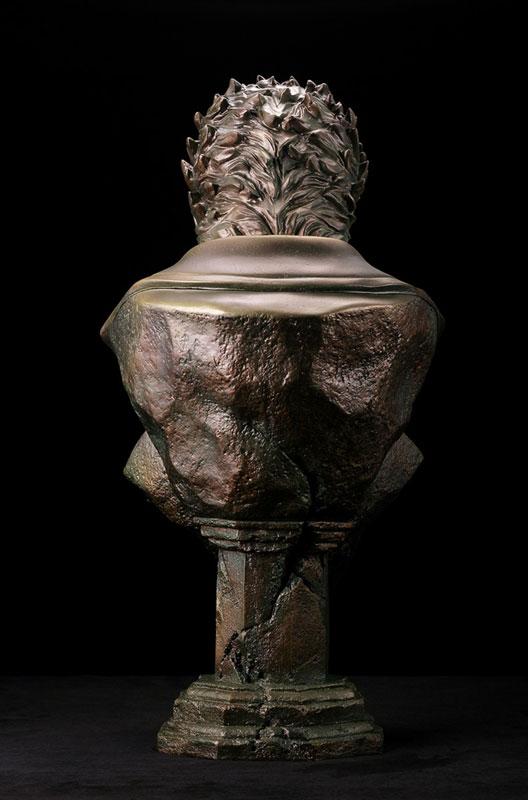 hokuto-no-ken-kenshiro-bust-bronze-style-ver-kaiyodo-itakon-it-025