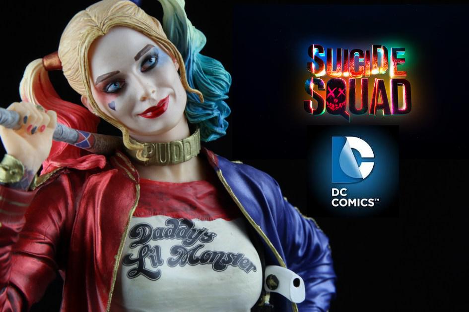 DC Collectibles: Harley Quinn da Suicide Squad – Recensione
