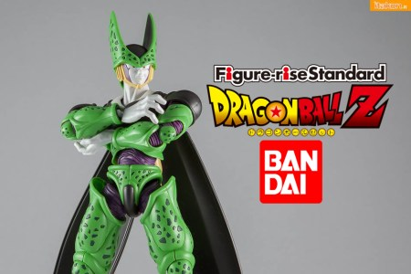 Dragon Ball Z: Perfect Cell Figure-Rise Standard di Bandai – Recensione