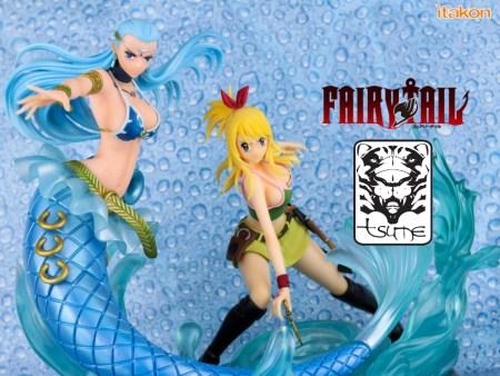Fairy Tail: Lucy Heartfilia & Aquarius HQF di Tsume - Recensione