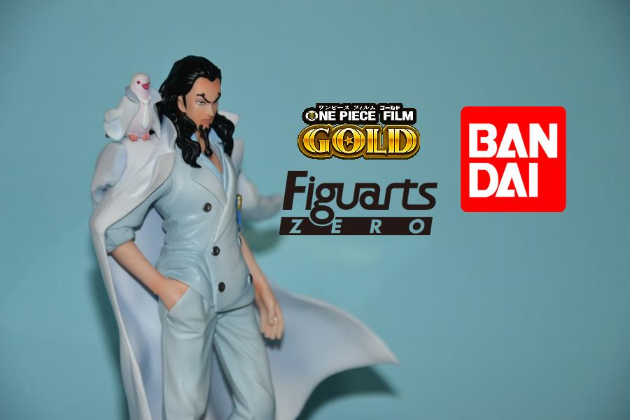 One Piece: Rob Lucci Figuarts ZERO Gold ver. di Bandai – Recensione