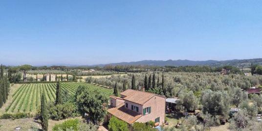 Дом в Тоскане.