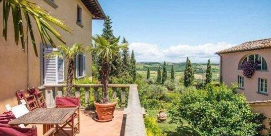 Гостиница в Тоскане