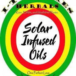 Solar Infused Oils