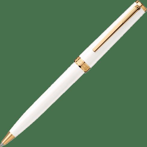 Montblanc Penna a sfera PIX White