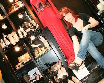 Шоппинг в Милане - Lipstick vintage