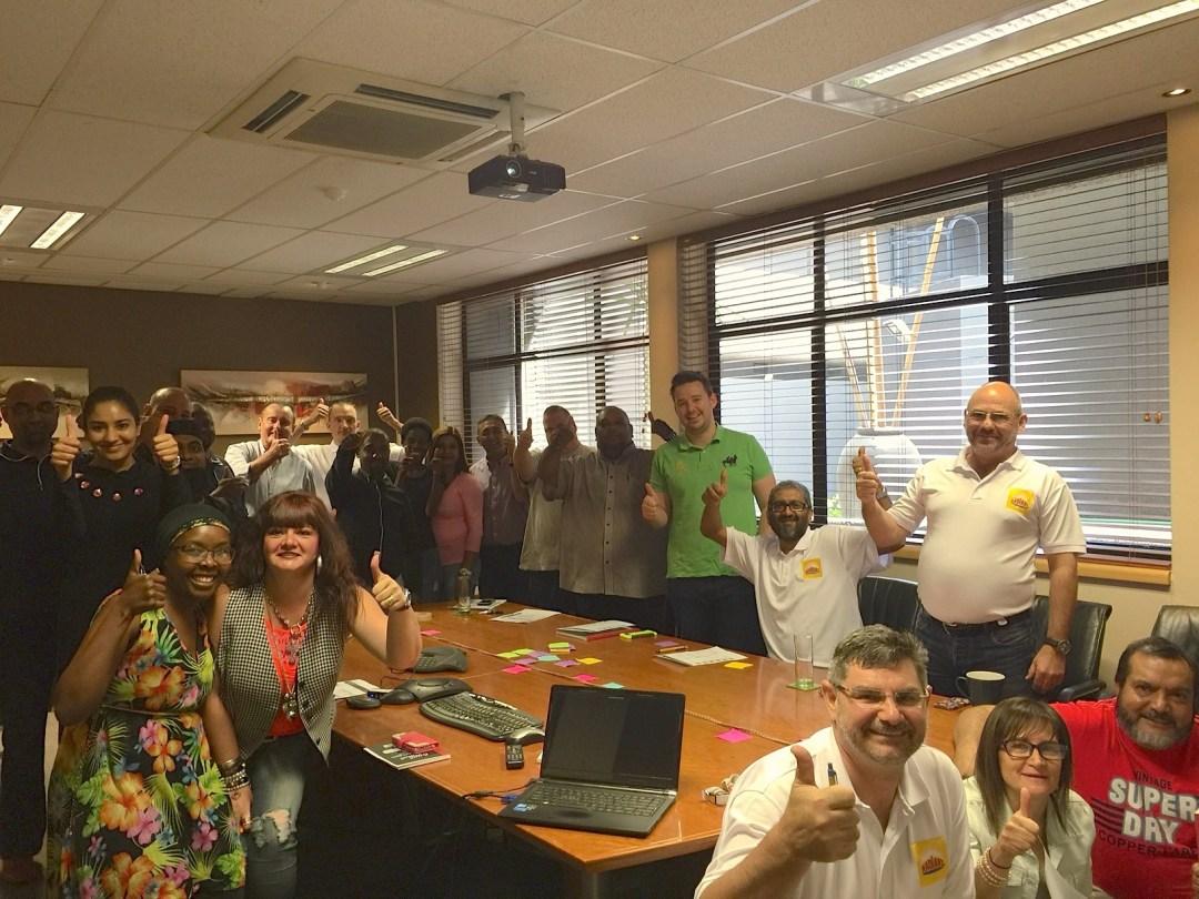 Network Leader Carel Potgieter: Leading Change in South Africa