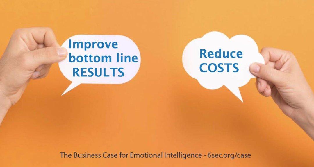 Le ricerche mostrano che l'intelligenza emotiva migliora la performance -- e riduce i costi del turnover e degli sprechi indesiderati