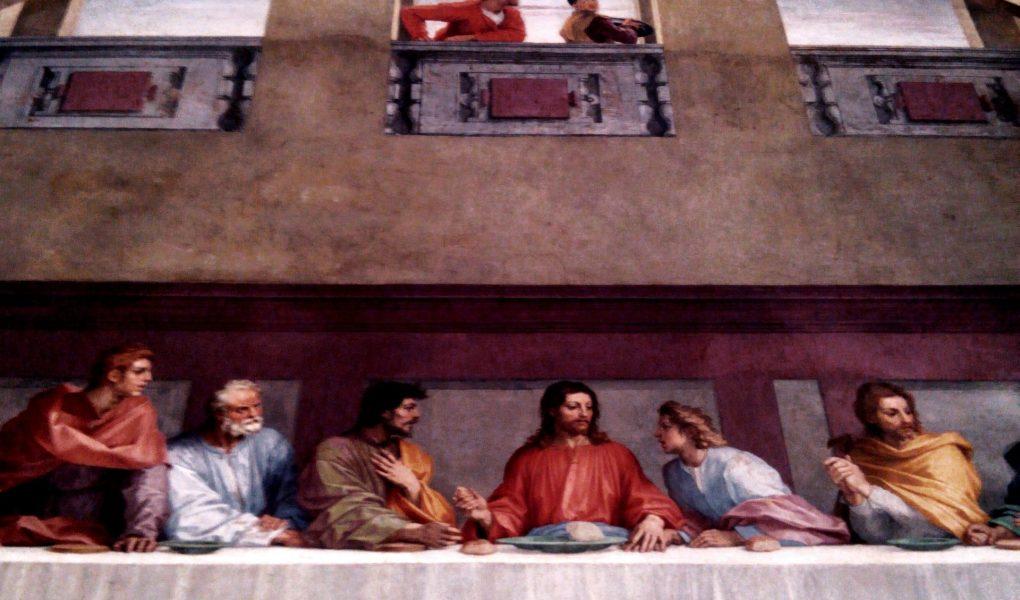 cenacolo di Andrea del Sarto a Firenze