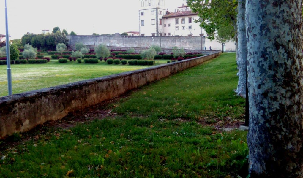 la Real Villa Ambrogiana di Montelupo Fiorentino