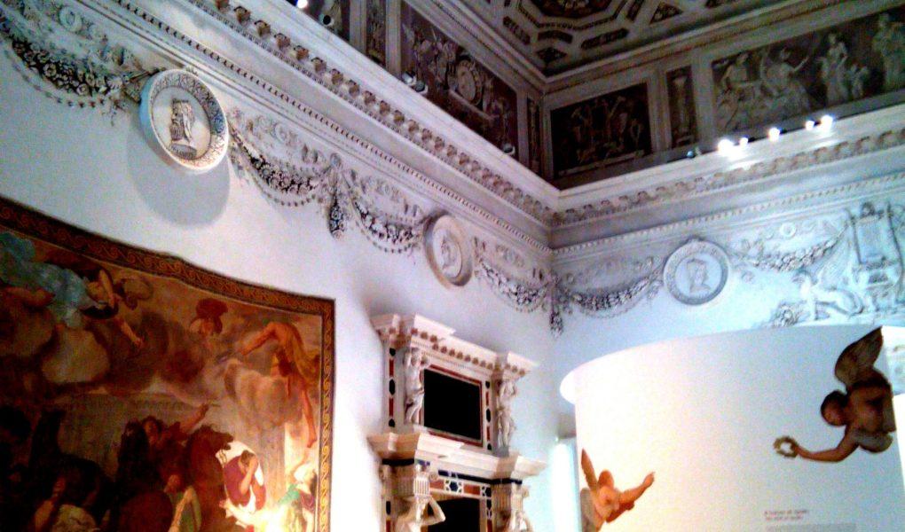 Vicenza - lo splendore di Palazzo Leoni Montanari