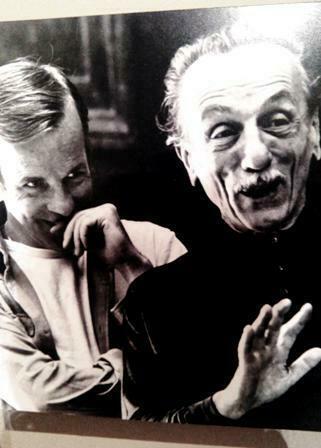 Zeffirelli con Eduardo