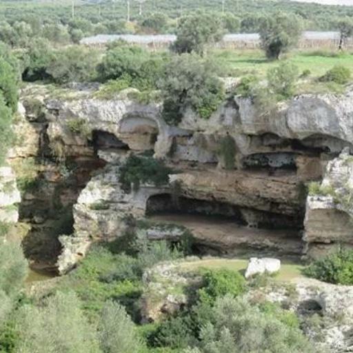 Riggio cave