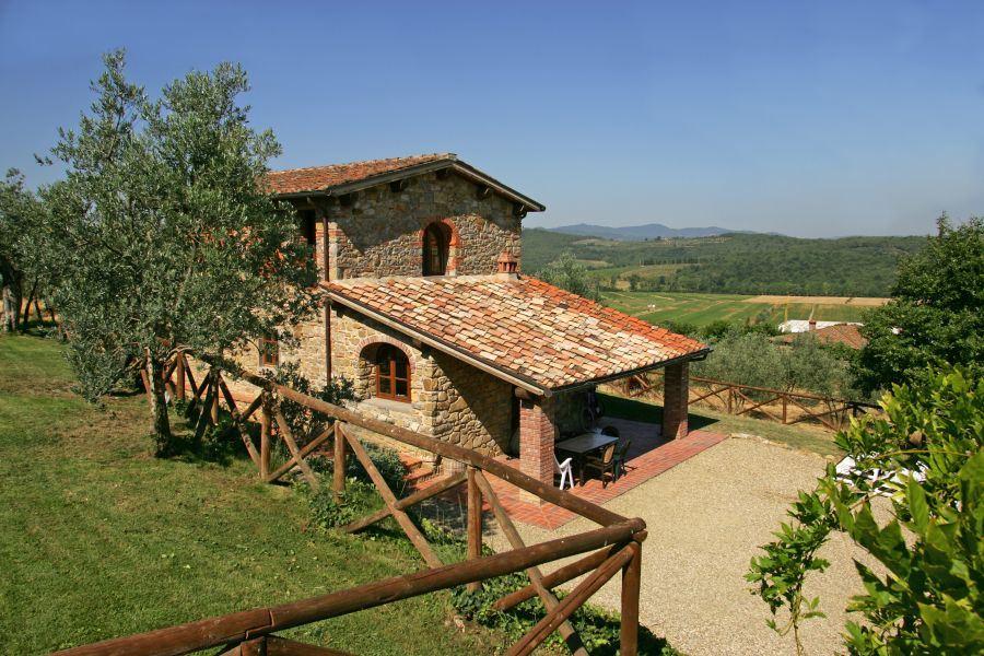 Offerte di Capodanno Appartamenti Pergine Toscana