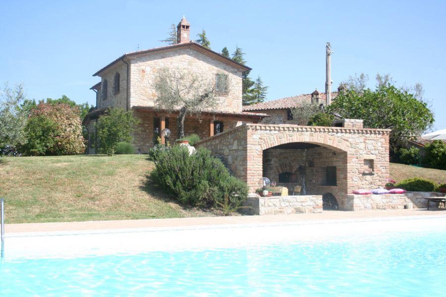 Offerte di Capodanno in Villa Singola Monteacuto in Umbria