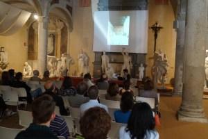 2014 IAS/Kress Lecture, Gipsoteca, San Paolo all'Orto, Pisa; Photo credit: Cathleen Fleck