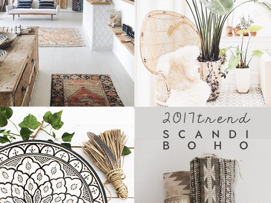 Scandi Boho Style Is The Trendiest Of 2017