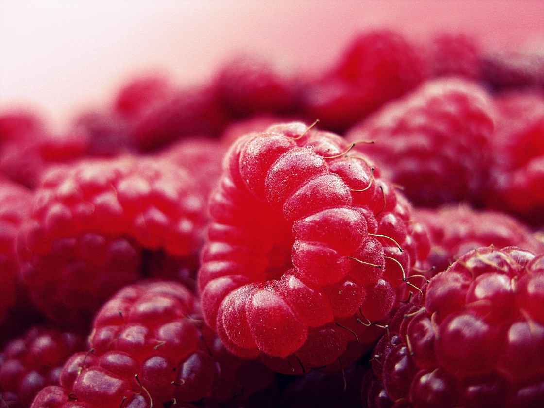 healthy red fruits sweet