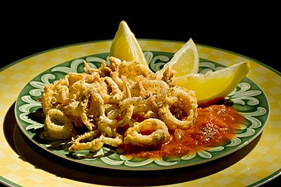 Traditional Italian Christmas Eve Dinner