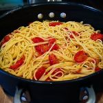 Pasta With Grape Tomatoes