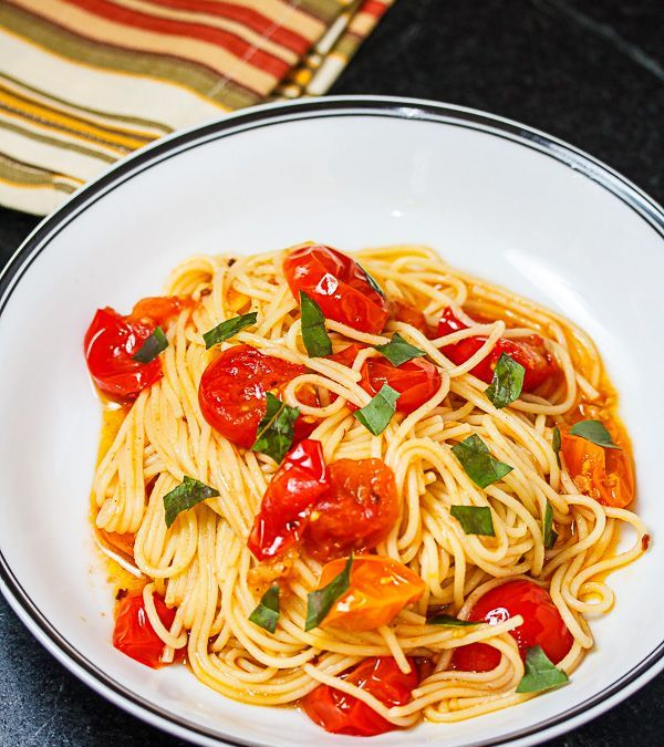 My Favorite Weeknight Pasta Dish