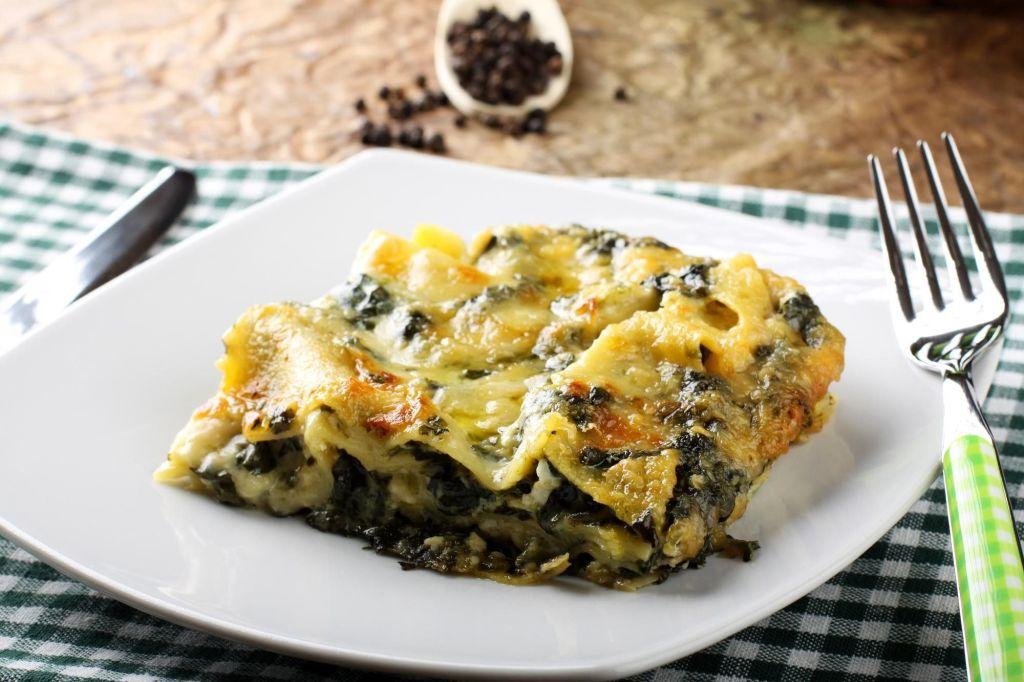 Spinach Lasagana