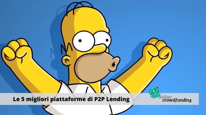 migliori piattaforme p2p lending