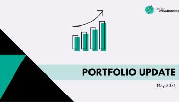 report p2p lending maggio 2021