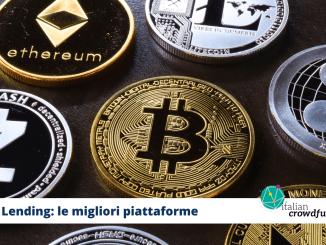 piattaforme crypto lending