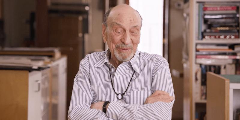 Mort de Milton Glaser, le graphiste inventeur du logo » I Love NY «