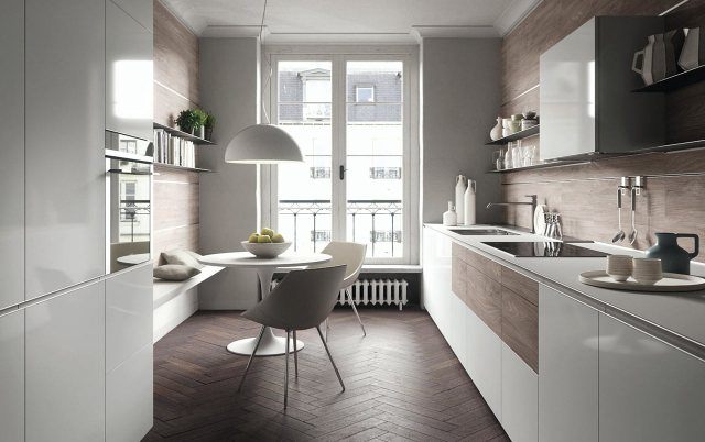 ITALIAN DESIGN KITCHENS +gola