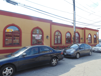 Federal Hill, Rhode Island. An old Italian restaurant just can't survive