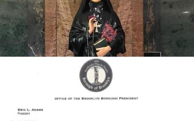 Letter To First Lady Of NYC Sent By Brooklyn Borough President Shows Solidarity to Italian Americans Over Mother Cabrini Snub