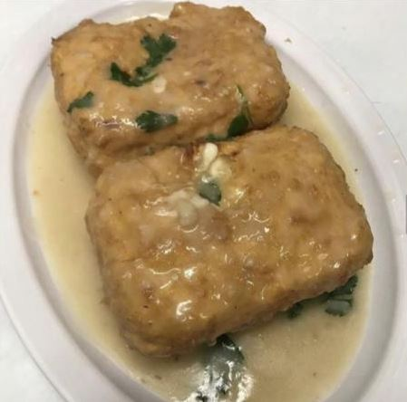 Mozzarella en Carrozza: An Italian Enclave Favorite Dish