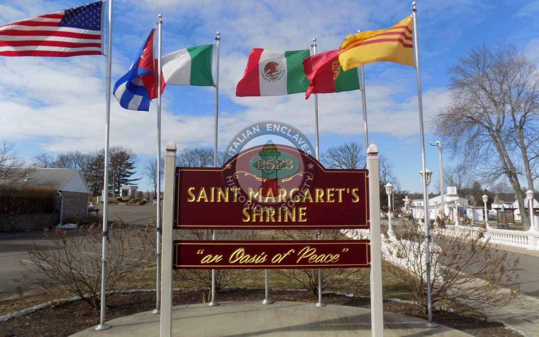 Saint Margaret Shrine: Bridgeport, CT's Italian Community's Dedication to Peace
