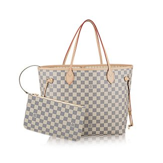 Neverfull Louis Vuitton Prezzo Damier
