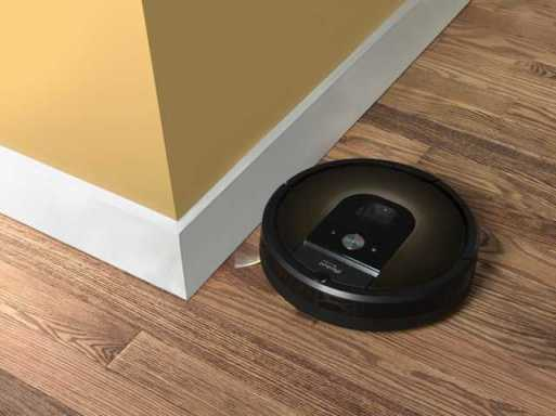 Roomba+980_wall+follow