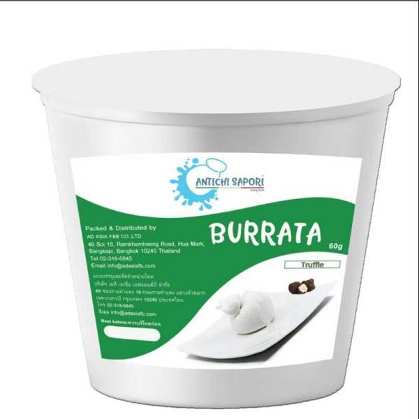 Fresh Burrata with Truffle