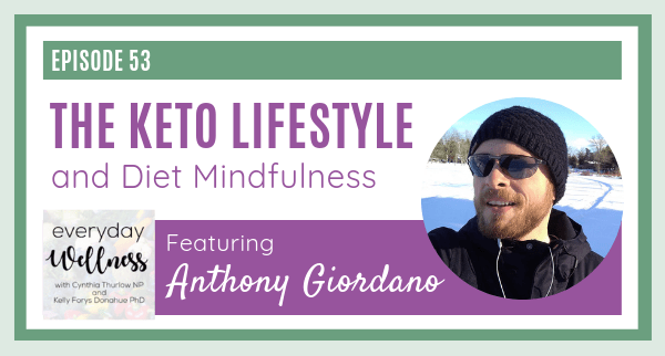 Keto Lifestyle and Diet Mindfulness Podcast