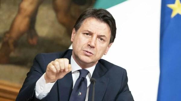 Ministro da Itália anuncia relaxamento gradual