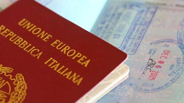 Quem tem direito ao passaporte italiano