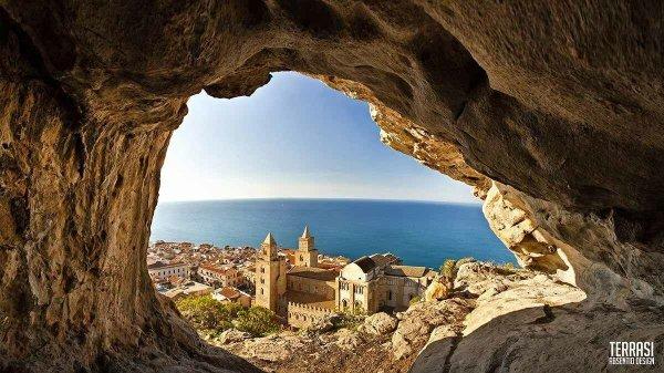 Sicília sul da Itália