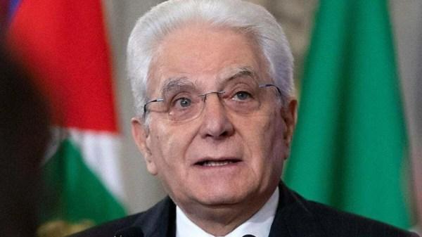 Itália condecora os 'heróis' da pandemia