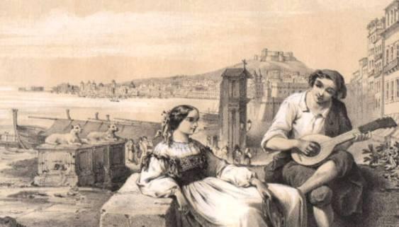неаполитанская песны