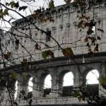 Colosseo travertino