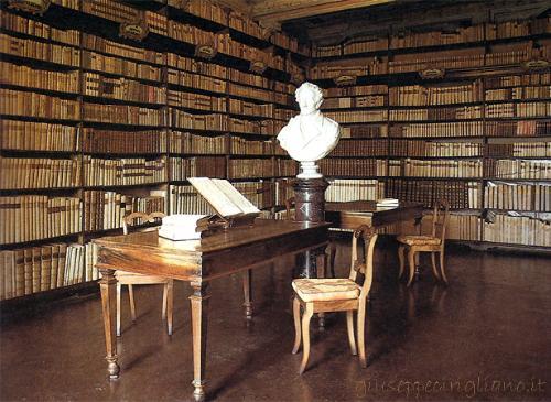 Библиотека Леопарди в Реканати