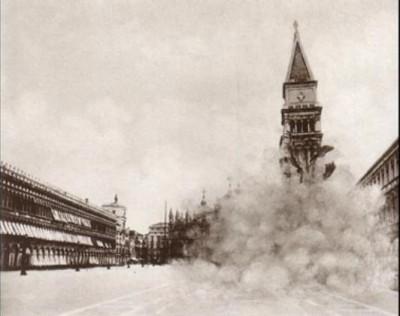 Cartolina-crollo-campanile-san-marco-piazza