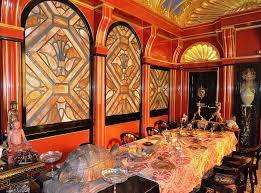Vittoriale sala da pranzo